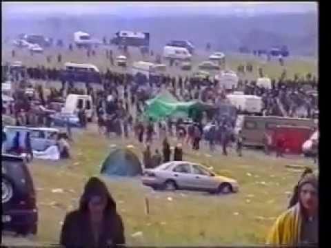 Policejní video z CzechTeku 2005