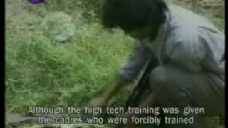 LTTE Tamil Tiger Child Soldier Teen Girl tells all width=
