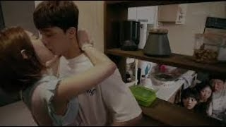 "Park Seo Joon Shocks Audiences With An Intense Kiss Scene In ""Fight For My Way"" !!"