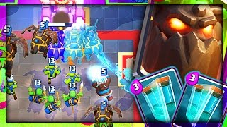WOW! YOU HAVE TO TRY THIS!! • Clash Royale Clone Madness!