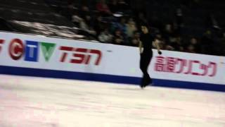 getlinkyoutube.com-2015 11 01 Yuzuru Hanyu dances to uptown funk