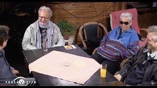 Velimir Abramović i Goran Potkonjak na izvoru misli
