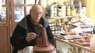 Fray David, monje de Cardeña, y escultor