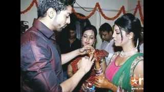 getlinkyoutube.com-Gurmeet-Debina | Wedding Pics (Soniyo Song)