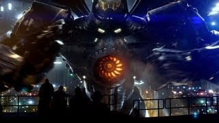 Check out the 'Pacific Rim' footage you weren't supposed to see
