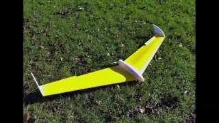 getlinkyoutube.com-Flying Wing UAV Evolution