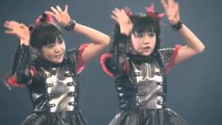 getlinkyoutube.com-YUIMETAL&MOAMETAL( BLACK BABYMETAL) ~LIVE MOVIE~ BABYMETAL