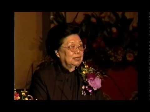 19980321 - 前人老慈悲 感動心得 - 光慧道務中心落成典禮