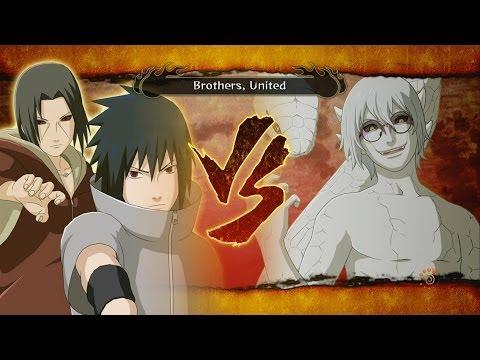Sasuke And Itachi Vs Kabuto Storm 3 Sage kabuto vs sasuke &am