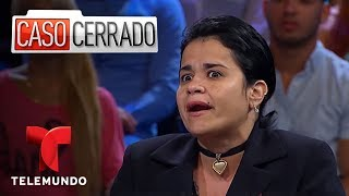 Caso Cerrado | Mom Fed Kid Marijuana Cake! 🍰🌲😂 | Telemundo English