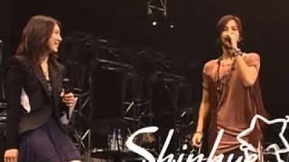 getlinkyoutube.com-Jang Keun Suk and Park Shin Hye (in concert)