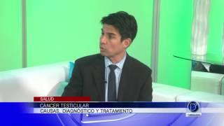 El Dr. Alejandro Miranda-Sousa nos habla sobre el Cáncer Testicular