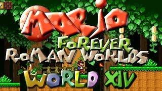 getlinkyoutube.com-Mario Forever Roman Worlds - World XIV