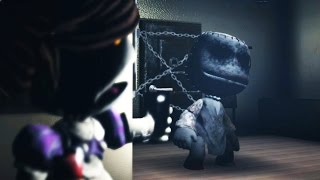 getlinkyoutube.com-LBP3 - Guest / Hell 2:14 [ Horror ] Scariest Level Ever - LittleBigPlanet 3 PS4 Gameplay