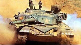 getlinkyoutube.com-炸毁缴获M1 中国99坦克面对爆破能否死有全尸