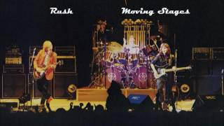 RUSH - MOVING STAGES - COMPLETE 1981 TOUR