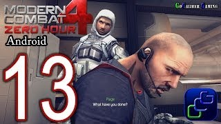 getlinkyoutube.com-Modern Combat 4: Zero Hour Android Walkthrough - Part 13 - Final Mission: Extreme Sanction, ENDING