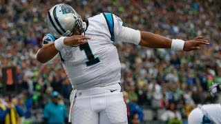 getlinkyoutube.com-CAM NEWTON... LOOK @ MY DAB!!!