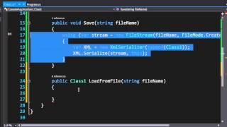 getlinkyoutube.com-C# Xml Serialization