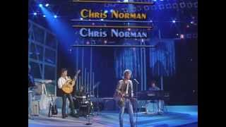 getlinkyoutube.com-Chris Norman. Midnight Lady,It's A Tragedy (Peter's Pop Show 06.12.1986)