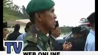 getlinkyoutube.com-Sultan Brunei Lawat Kem Komando