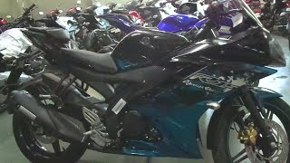 getlinkyoutube.com-#Bikes@Dinos: New Yamaha R15 Version 2.0 Special Edition 2015 Walkaround