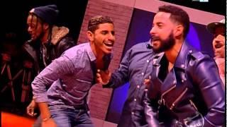 "getlinkyoutube.com-Rachid Show - Parodie: Shekini, P square ""حك ليلي نيفي"" Version Rachid show"