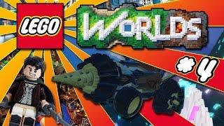 FINALMENTE LA TRIVELLA!!! - Lego Worlds ITA #4