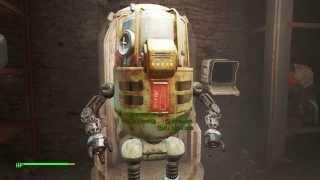 getlinkyoutube.com-Fallout 4: Drinkin' Buddy Glitch
