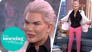 Rodrigo Alves Has Had Four Ribs Removed in His Quest for the Perfect Body | This Morning