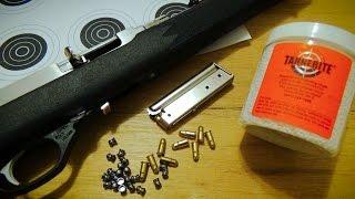 getlinkyoutube.com-Airgun Pellets, Nail Gun Blanks, and Tannerite
