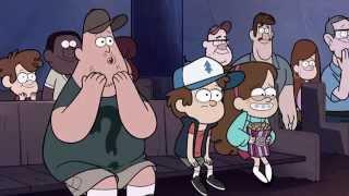 getlinkyoutube.com-מסתורי גרוויטי פולס | פרק 4: היד שמנענעת את המייבל | The Mystery of Gravity Falls