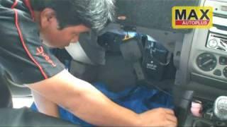 getlinkyoutube.com-How to Clean Aircondition Isuzu D-MAX