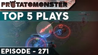 League of Legends Top 5 Plays Episode 271