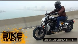 Ducati XDiavel Review (First Ride)