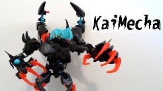 getlinkyoutube.com-Bioformer Reviews: Kaimecha (Splitter Beast / Flyer Beast)