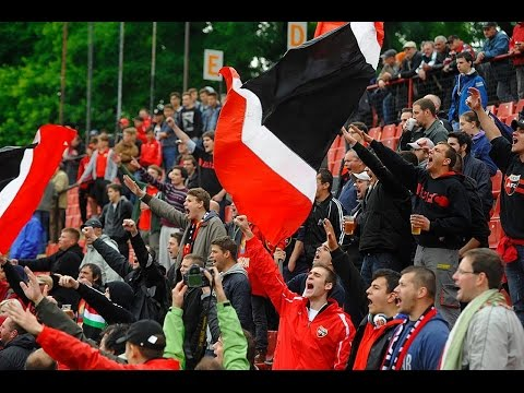 Pécsi futball montázs
