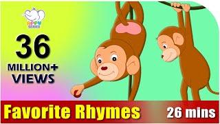 getlinkyoutube.com-Nursery Rhymes Vol 3 - Collection of Thirty Rhymes