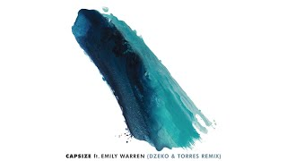 Frenship & Emily Warren - Capsize (Dzeko & Torres Audio) width=