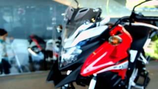 getlinkyoutube.com-2016 All new Honda CB500x walk around