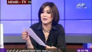 getlinkyoutube.com-مذيعة مصرية تطرد سلفي لقلة أدبه على الهواء