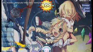 getlinkyoutube.com-Osu! Yellow Zebra - Darling Star [Metroid Mix]