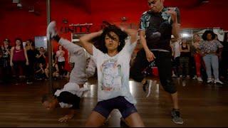 getlinkyoutube.com-@Beyonce - Say My Name | Dance Choreography by WilldaBEAST Adams