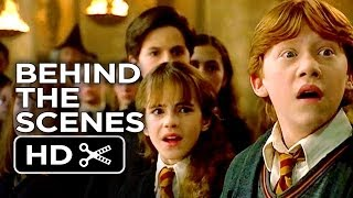 Harry Potter and the Chamber of Secrets BTS - Making of Part 1 (2002) Daniel Radcliffe Movie HD