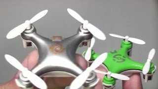 getlinkyoutube.com-New Cheerson CX10A Review And Flight