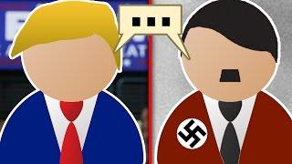 getlinkyoutube.com-¿Sabes si esta frase la dijo Donald Trump o Hitler? | APPS DE RISA