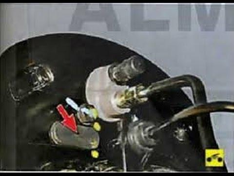 Где тормозные трубки в VAZ 21114