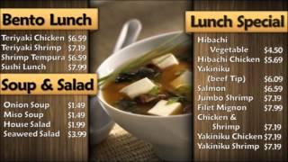 getlinkyoutube.com-Restaurant - Yamato Sushi Resaurant Digital Signage Menu Eyeconic www.eyeconic.tv