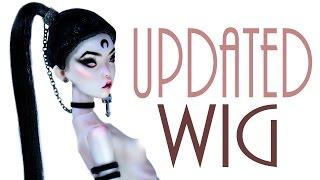 getlinkyoutube.com-Popovy Wig Redux [ Updated Wig ]
