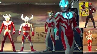 getlinkyoutube.com-ウルトラマンギンガスペシャルショーにウルトラ戦士が大集結!Ultraman Ginga